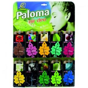 Ароматизаторы Paloma Gold дисплей 60шт (PGD01)