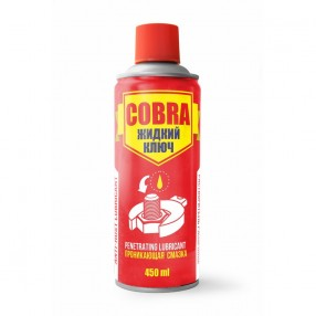 Жидкий ключ (спрей) Cobra 450мл NX45300