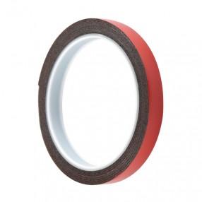 Скотч двусторонний SOLAR (DS1122) черный PE 2м x 12мм