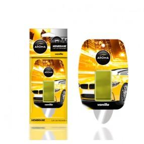 Ароматизатор Aroma Car Membrane 4 мл Vanilla Ваниль (83108)