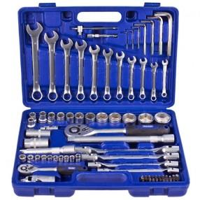 Универсальный набор инструментов Werker 77 предметов UN-1077П (3)