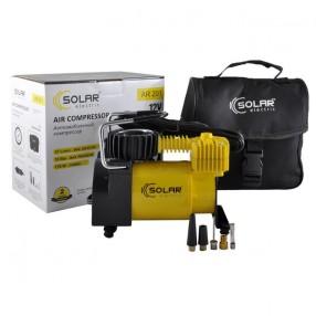 Автомобильный компрессор SOLAR однопоршневой 37 л/мин AR201