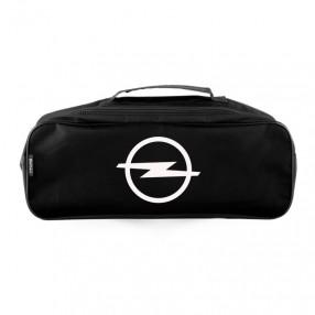 Сумка-органайзер в багажник черная полиэстер BELTEX Opel (SU27)