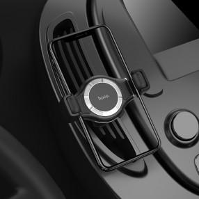 Автомобильный держатель для смартфона Hoco S1 Lite серый (S1 Lite)