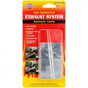 Ремонтная лента для глушителей Versachem Exhaust System Repair Tape 5x101.6 см (82009)
