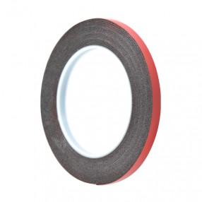 Скотч двусторонний SOLAR (DS1085) черный PE 5м x 8мм