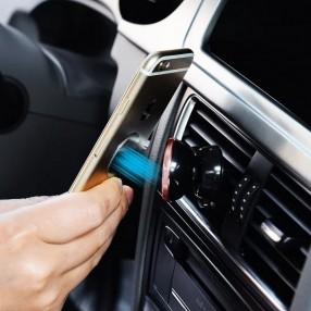 Автодержатель для телефона Hoco CA3 магнитный в дефлектор черный (CA3)