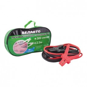 Пусковые провода BELAUTO BP30 300А 2,5м