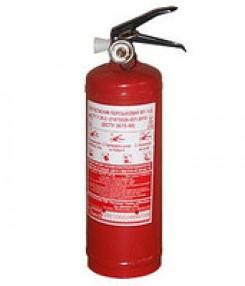 Огнетушитель порошковый CARLIFE OP-1 1кг