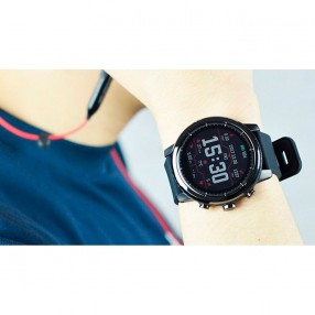 Смарт-часы Amazfit Stratos Sport Black (A1619)