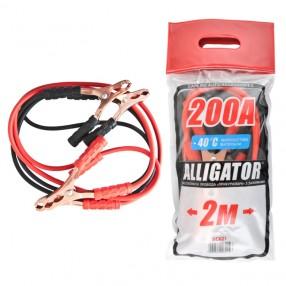 Пусковые провода ALLIGATOR BC621 CarLife 200A 2м пакет