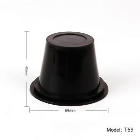Пыльники CARLAMP R-T69 (69x45мм)