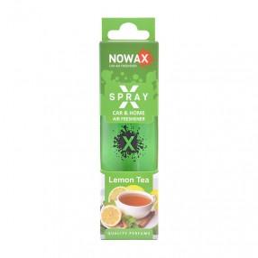 Ароматизатор Lemon Tea 50мл с распылителем NOWAX X Spray (NX07607)