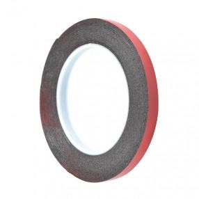Скотч двусторонний SOLAR (DS1105) черный PE 5м x 10мм