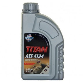 Трансмиссионное масло Fuchs Titan ATF 4134 1 литр 600631703