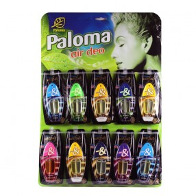 Планшет ароматизаторов Paloma Duo микс (30шт/10)
