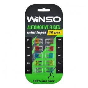 Предохранители мини Winso 10шт