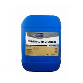 Минеральное гидравлическое масло 20 л Aveno Mineral Hydraulic HLP 68 (3030054-020)