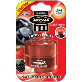 Ароматизатор Aroma Car Gel Forest Fruit Лесные ягоды
