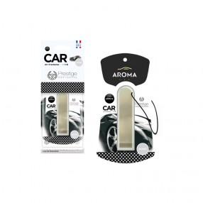 Ароматизатор Aroma Car Prestige Drop Control Silver (83206)